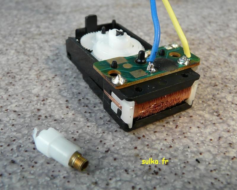Horloge mère électronique avec arduino usinages